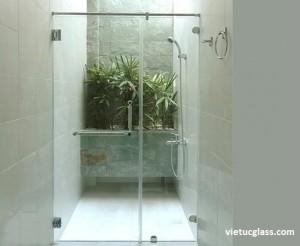 Vách kính tắm 02