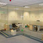 Công ty TNHH nhôm kính Trung Đức chuyên thi công vách kính chịu lực văn phòng