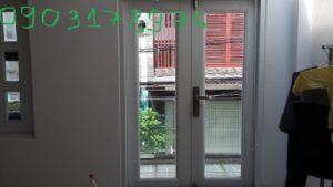 Thợ lắp cửa nhôm kính cường lực, cửa nhôm kính cường lực – nhôm kính Trung Đức