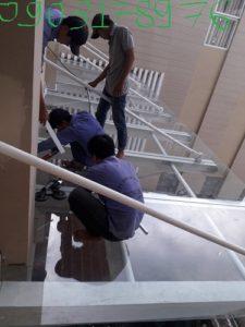 Mái kính- Mái sảnh kính cường lực – Mái kính đẹp