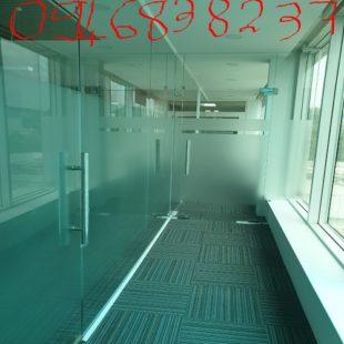 Nhận làm vách kính văn phòng – Vách kính văn phòng TP HCM – Vách kính văn phòng đẹp