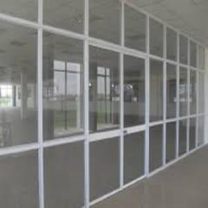Khung nhôm kính – Khung nhôm kính nhà xưởng – Khung nhôm kính ngăn phòng